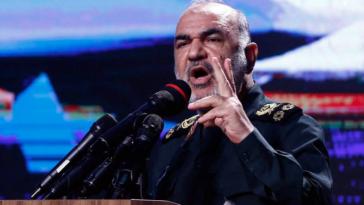 Iran Gardiens de la révolution