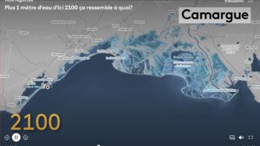 les villes côtières en 2100