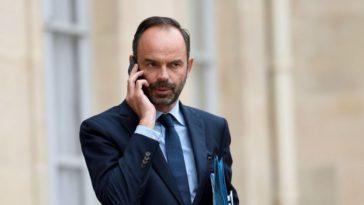 Edouard Philippe téléphone whatsapp