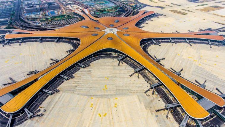 Aéroport géant de Pékin