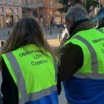 observateurs LDH forces de l'ordre