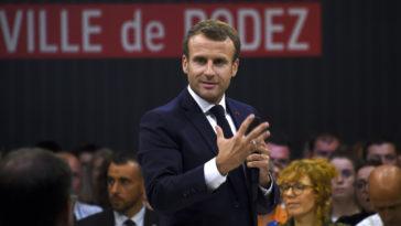 Emmanuel Macron Pénibilité