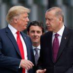 Donald Trump autorise la Turquie offensive Syrie