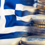Grèce emprunt négatif