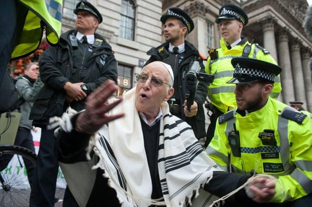 rabbin Jeffrey Newman Extinction Rebellion