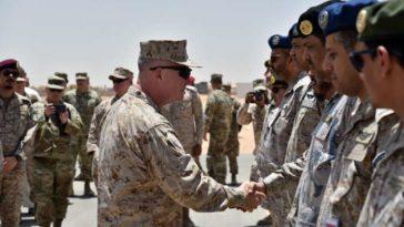 déploiement de militaires américains en Arabie Saoudite
