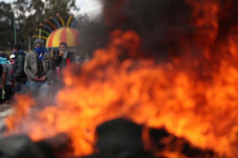 Equateur hausse des carburants
