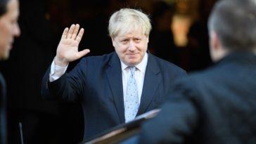 Boris Johnson Brexit normes environnementales