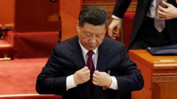 Pékin indépendantistes réduire en poussière Xi Jinping
