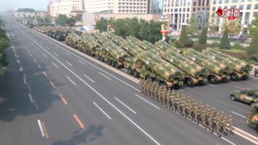 Xi Jinping met en garde les Etats-Unis et exhibe le missile nucléaire intercontinental DF-41