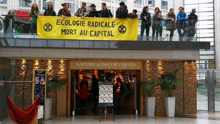 Extinction Rebellion Italie 2 Paris