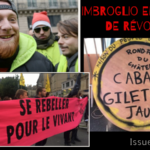 Extinction Rebellion Gilets Jaunes