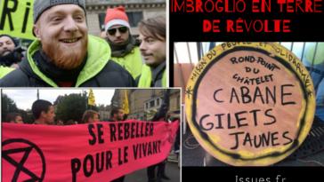 Extinction Rebellion Gilets Jaunes