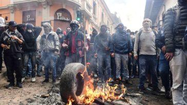 Equateur révolution indigènes agriculteurs