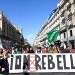 Extinction Rebellion France condamne Roger Hallam