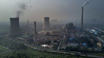 diminution de l'électricité au charbon