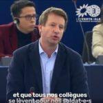 Yannick Jadot Parlement européen Mali