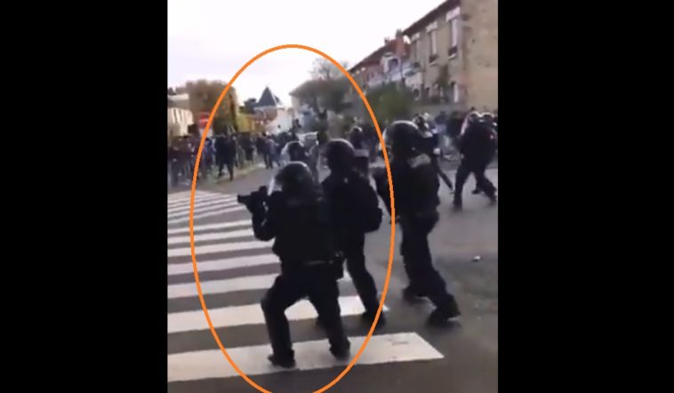 LBD lycée massif greve