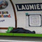 SDF emploi métro