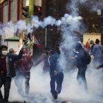 bolovie coup d etat fasciste repression indigenes
