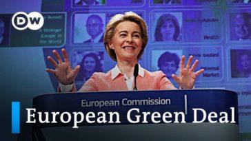 new green deal union européenne