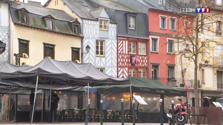 Rennes Interdit Les Chauffages En Terrasse Des Cafés Au Nom