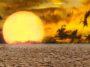 chaleurs extrêmes climat