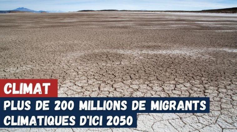migrants climatiques internes banque mondiale